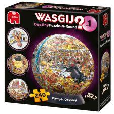 Puslespil fra Wasgij er i særklasse