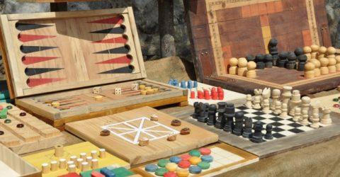 Puslespil og brætspil er altid populære